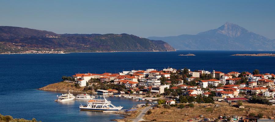 Municipality of Aristotle Ammouliani Island